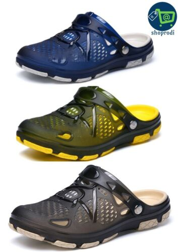ZEACAVA Fashion Summer Men Odourless Breathable Beach Slippers Free shipping !!!