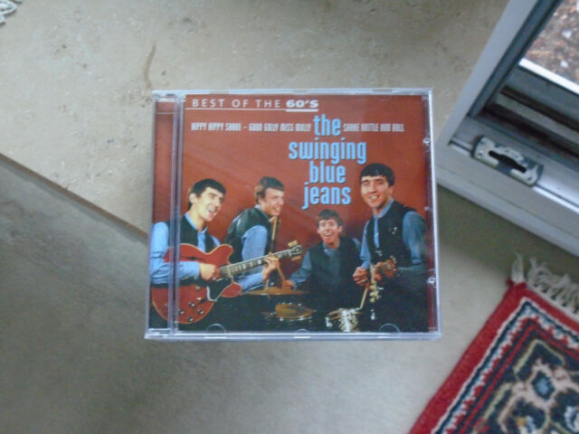 BEST OF THE 60'S  the swinging blue jeans     -sehr rar-