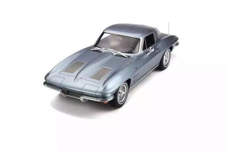 1 12 GT Spirit 1963 C2 Corvette Split Window Light bluee 999pcs