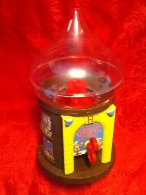 """VTG 1993 Hershey Kiss Great American Chocolate Factory Candy Dispenser Toy 9"""""""
