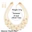 Fashion-Boho-Crystal-Pendant-Choker-Chain-Statement-Necklace-Earrings-Jewelry thumbnail 21