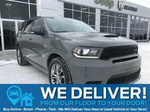 2020 Dodge Durango R/T | AWD | Leather | Sunroof | Low KM | Remote Start