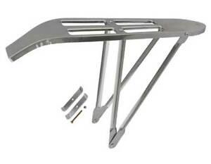 Vintage-Schwinn-Style-Chrome-Phantom-4-Hole-Rack-Panther-Cruiser-Bike-Carrier