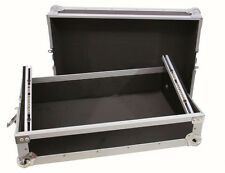 Mischpult Case ROADINGER Mixer-Case Profi MCB-19, schräg,6HE Transportkoffer