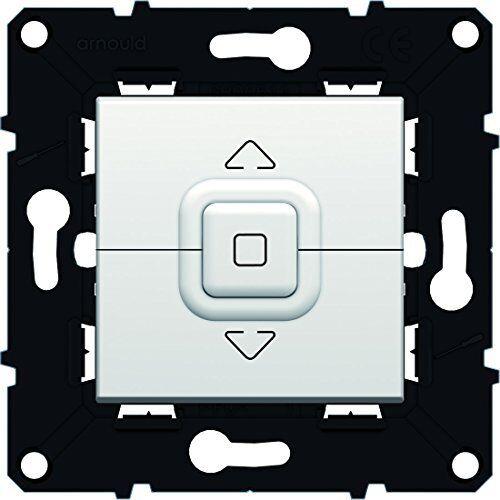 Arnould Espace Evolution 51009 Interrupteur individuel pour Volet Roulant,,Blanc