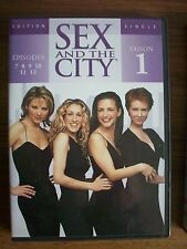 DVD Sex In The City saisons 1, 2 et 3