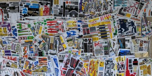 Chima,Batman,Movie,Nexo,Ninjago Stickers Original LEGO neuf de 70600 à 71000
