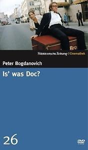 1 von 1 - Bogdanovich, Peter: Is'was, Doc ? (DVD)