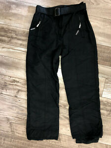 Lovely-Ski-Pants-Black-Mixed-Eider-Size-36-Fr-40-I-Mint