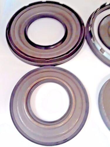 .NEW GM 6L80e 6l80 6L90e 6l90 Transmission Molded Bonded Piston Kit 5 pieces