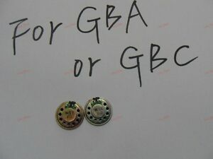 2-Pieces-Brand-New-OEM-Speakers-for-Nintendo-Gameboy-Color-GBC-Game-Boy-Advance