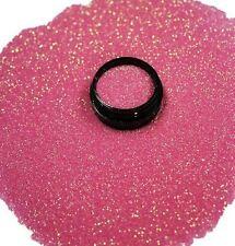 3ml Glitter 0,2mm, Rosa Irisierend,Glitterstaub,Puder  Acryl Dose, Nr. 801-043-a