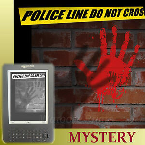 Kindle Mystery Book S