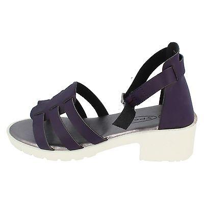 Mädchen H1072 Gladiator Sommer Sandalen von Spot on