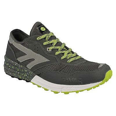 Mens Hi tec Lace up trainers BADWATER