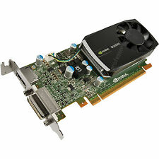 nVidia Quadro 400 Video Graphics Card 512MB PCI-Express x16 LOW PROFILE