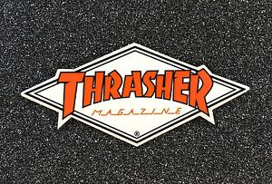 Thrasher-Diamond-Logo-Skateboard-Sticker-4in-white-si