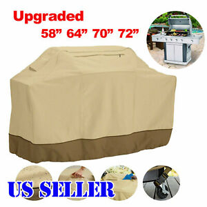 Outdoor-BBQ-Grill-Cover-58-034-64-034-70-034-72-034-Gas-Heavy-Duty-Barbecue-Waterproof-US