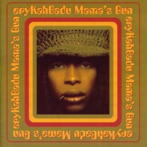 Erykah-Badu-Mama-039-s-Gun-Bonus-Track-New-CD-UK-Import