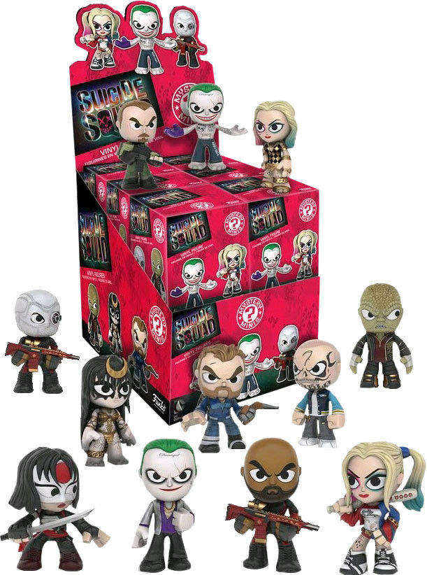 SUICIDE SQUAD - Mystery Minis Blind Box 2.5