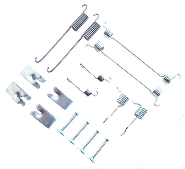 Quick Brake 0731 Kit D'Accessoires pour Mâchoires de Frein Q731 203x44 Lucas