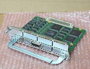 Cisco-PRI-1CE1B-1-Port-CANALIZZATO-E1-ISDN-PRI-Modulo-TESTATO