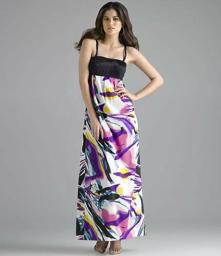 f52ccd03dc5 178 GIANNI BINI LILLIE MAXI DRESS MEDIUM 8 NWT nssohf3233-Dresses ...