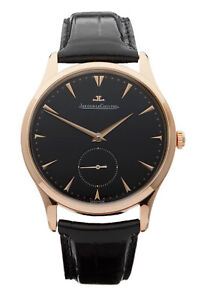 Jaeger LeCoultre Master Grande Ultra Thin 174.2.90.S 40mm 18K Rose Gold Watch