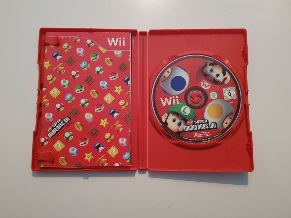 New Super Mario Bros, Nintendo Wii