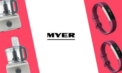 The Myer Mid Season Sale