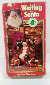 Barney & The Backyard Gang Waiting for Santa Original 1990 ...