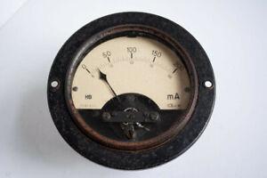 Antiquariato elettricità Misuratore-Steampunk milli Ampere-indicatore di alimentazione