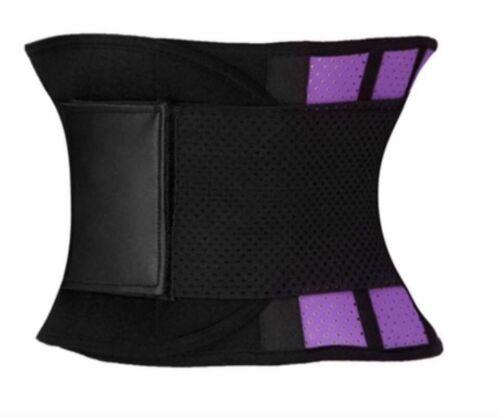 Sports Waist Trainer Belt Tummy Slimming Body Shaper Cincher Control Corset