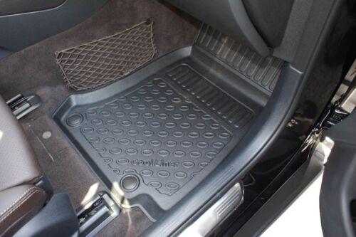 OPPL Fußraumschalen statt Gummimatte für Mercedes GLC-Klasse C253 X253 2015