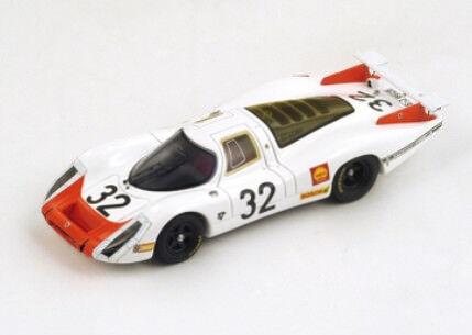 Spark Model Porsche 9088  32 G.  Mitter 1 43 S3482  sports chauds