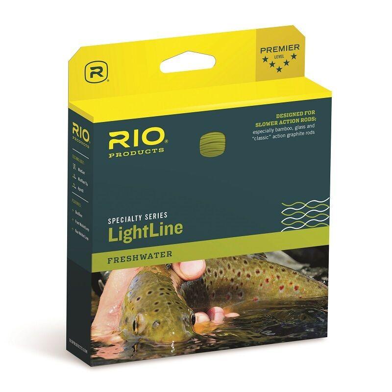 RIO LightLine WF - color Brown   Ivory - WF4F - New