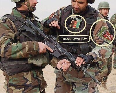 Afghan Army Commando AFG-PAK TALIZOMBIE© WHACKER WAR TROPHY burdock PATCH