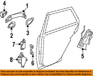 MERCEDES-BENZ-MB-OEM-1647303335-Door-Lock-Actuator-Motor-Door-Lock-Motor