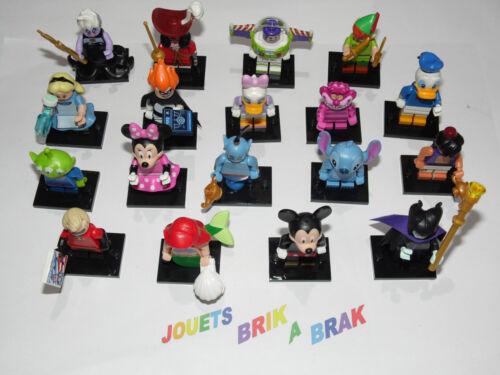 LEGO collectible minifigures Minifigs serie Disney  choose model ( KG 99)