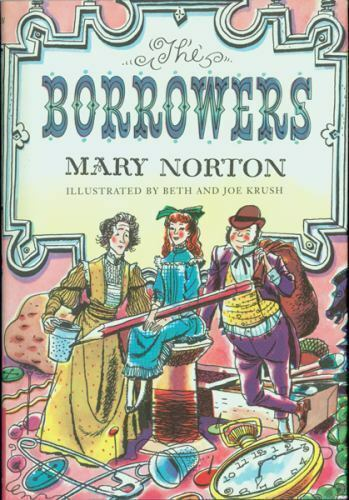 Borrowers The Borrowers 1 By Mary Norton 1953 Hardcover Ebay