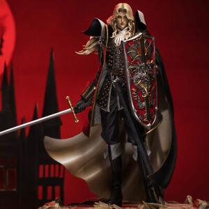 GANTAKU-Castlevania-Symphony-of-the-Night-Alucard-Statue-Figure-NEW-SEALED