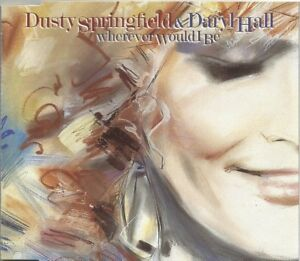 Dusty-Springfield-amp-Daryl-Hall-Wherever-Would-I-Be-1995-CD-single