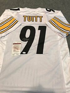 Image is loading STEPHON-TUITT-AUTOGRAPHED-SIGNED-PITTSBURGH-STEELERS-JERSEY -JSA- a56b36cc8