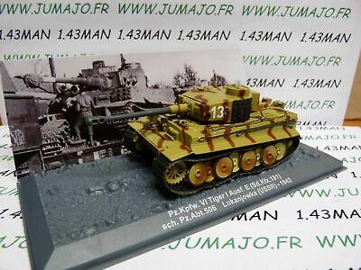 PZ1 Tank militaire 1//72 PANZER n°1 Panzerjäger Tiger Elefant SdKfz 184 Italie 44