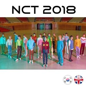 NEW-SEALED-NCT-2018-EMPATHY-Dream-U-127-CD-Album-SM-Kpop-K-pop-UK
