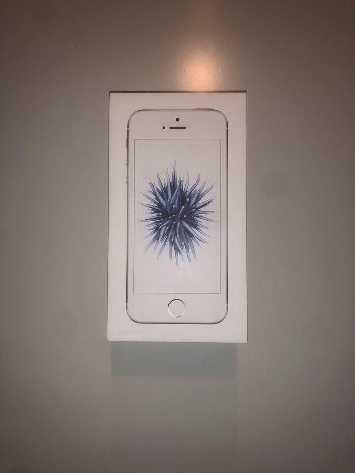 iPhone SE, 32 GB, hvid
