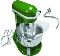 Kitchenaid Kp26m1xwg Winter Dark Green William Sonoma Pro 600 Stand Mixer 6-qt