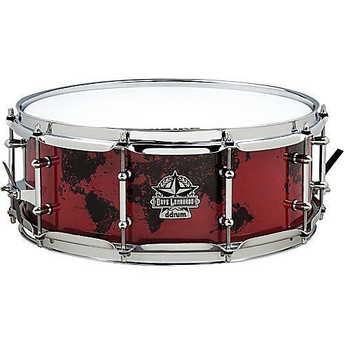 DDrum Lombardo Signature 6.5x14 Snare Drum