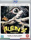Alien 2 - on Earth 5060103796991 With Michele Soavi Blu-ray Region B