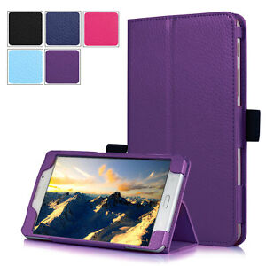 Slim Leather Case Cover For Samsung Galaxy Tab A 7.0 7-inch Tablet SM-T280 /T285